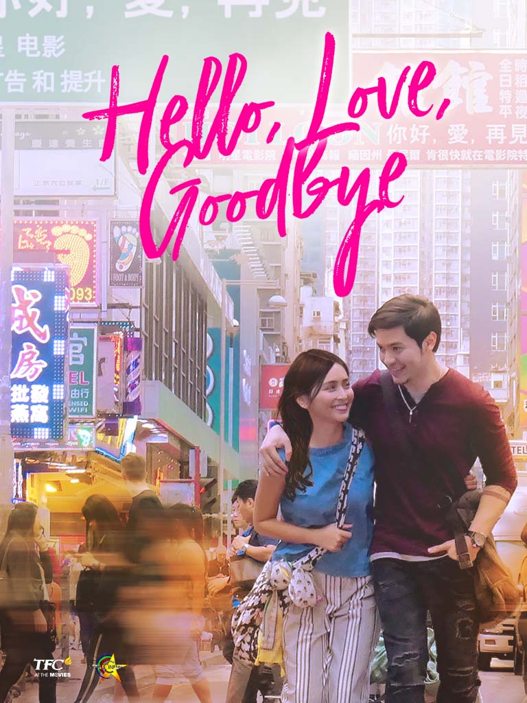 Hello, Love, Goodbye [Now Showing!]