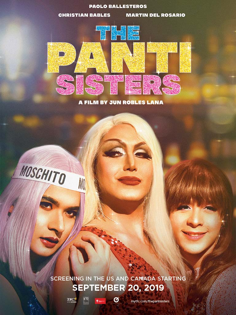 The Panti Sisters [Now on its 4th Week**]