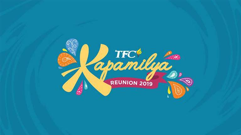 TFC relives the holidays for the OFs via Kapamilya Reunion