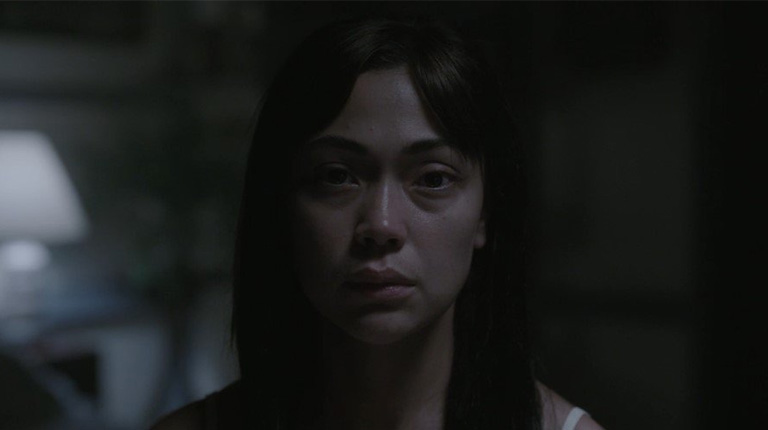 "The mystery in Asia's first demonic possession  in the film ""Clarita"""