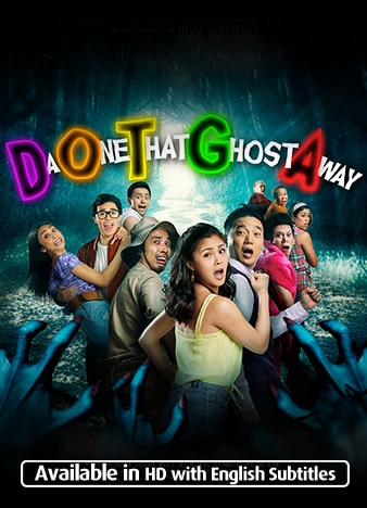 Da One That Ghost Away (MayWard)