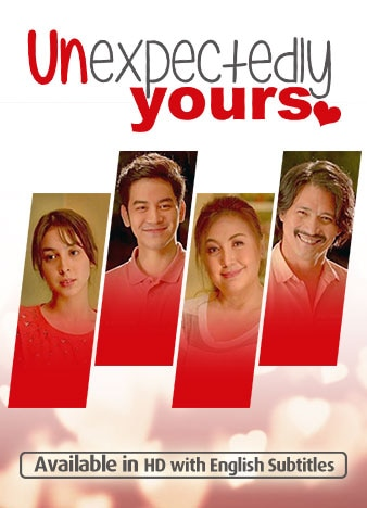 Unexpectedly Yours (Kimxi)